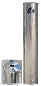 Tuhka-astia XL