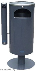 Roska-astia Combi 60 litraa